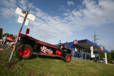 5. výročí Top moto Route 55