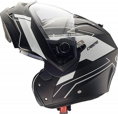 ec54b0424ff Topmoto.cz - Moto vyklápěcí helma Duke Gravity