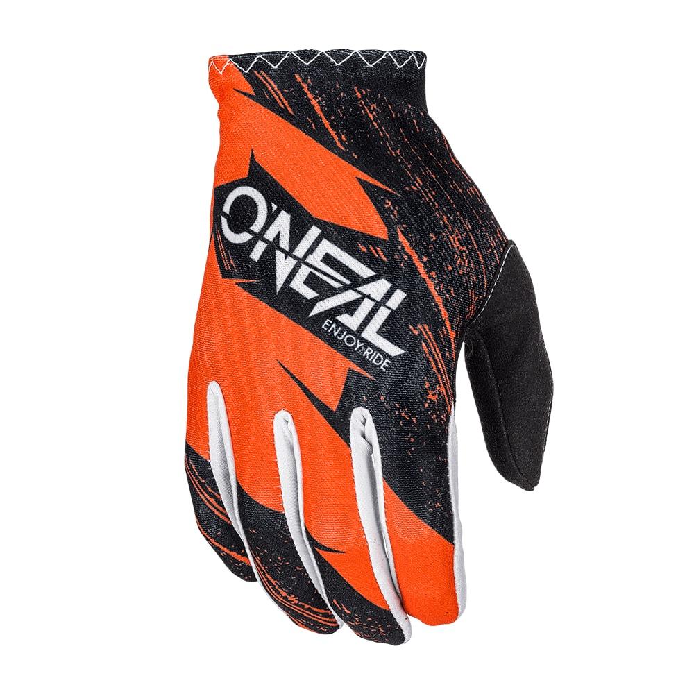 bdea95195fa Topmoto.cz - Dětské rukavice O´Neal Matrix BURNOUT oranžová černá XL ...