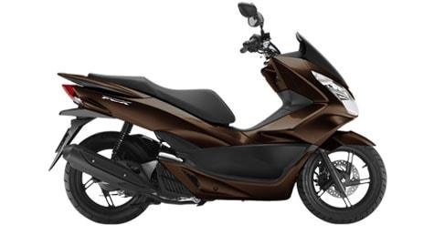 5301a925e Topmoto.cz - PCX 125 hnědá- Havana brown - Honda - HONDA - Nové, Skútry